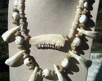 Bone Queen Necklace