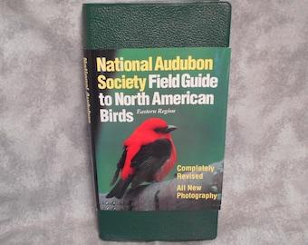 Beautiful National Audubon Field Guide to North American Birds  LIKE NEW