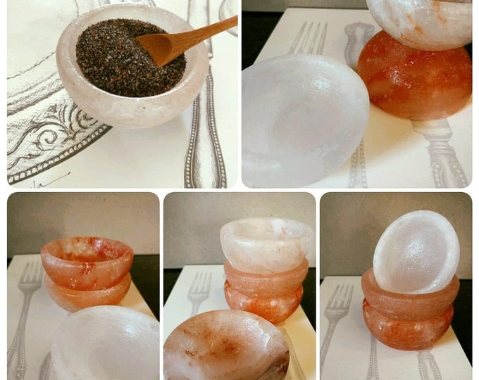Himalayan Pink Salt Pinch Bowl