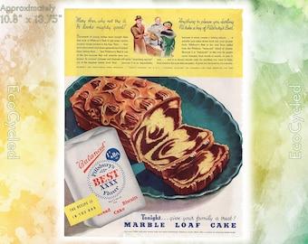 Ladies Home Journal 1935 Pillsbury Flour ad, old 1930s ad Magazine Advertisements Antique Vintage Paper Ephemera historical art print ad 38