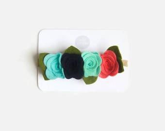 Baby Flower Crown - Baby Flower Crown Headband