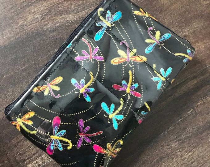 Handmade Dragonfly Change Purse