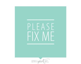 PLEASE FIX ME - update a completed design - make it right