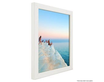 """Craig Frames, 4x10 Inch Modern Off-White Picture Frame, Colori 0.75"""" Wide (720210410)"""