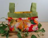 Walker Bag: Vibrant Hot P...