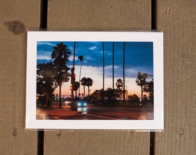 Somewhere In Between - 4x6 Print