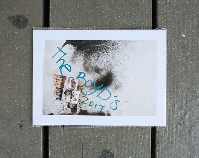 Found Photography - 4x6 Print