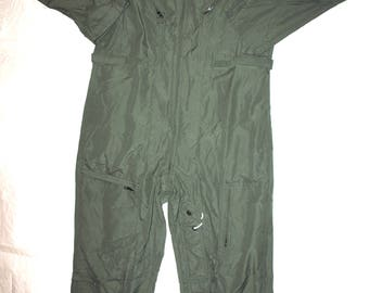 Genuine US Air Force Issue - Green Nomex Flight suit CWU-27/P - Size 42S