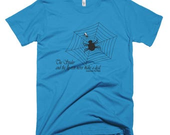 The Spider and the Fly Short-Sleeve T-Shirt