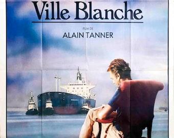 Dans La Ville Blanche-1983 Poster