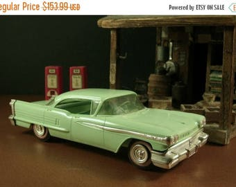 30% OFF SALE 1958 Oldsmobile 98 Dealer Promotional Model Car // American Automotive Advertising Swag // from Successionary