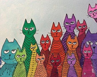 Kitty Patterns
