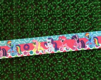 "7/8"" Grosgrain My little Pony Ribbon"