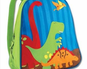 Personalized Stephen Joseph Go Go Dinosaur Backpack