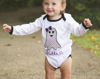 My First Halloween, Girl First Halloween, First Halloween, First Halloween Shirt, Baby Shower Gift, Halloween Shirt, Girl Halloween