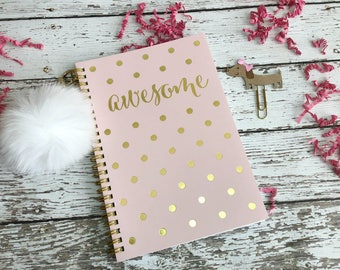 Awesome Undated Weekly Planner for Dog Moms | Keep Track of Important Stuff in Style