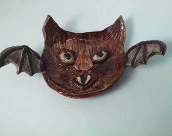Vampire Bat mini-dish