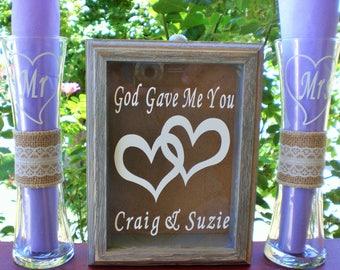 Unity Sand Ceremony Shadow Box,Sand Ceremony, Wedding Sand Ceremony, Sand Ceremony Box Set, Beach Ceremony, Unity Sand Ceremony