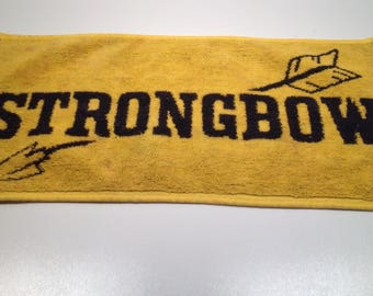 Vintage Strongbow Bar Towel