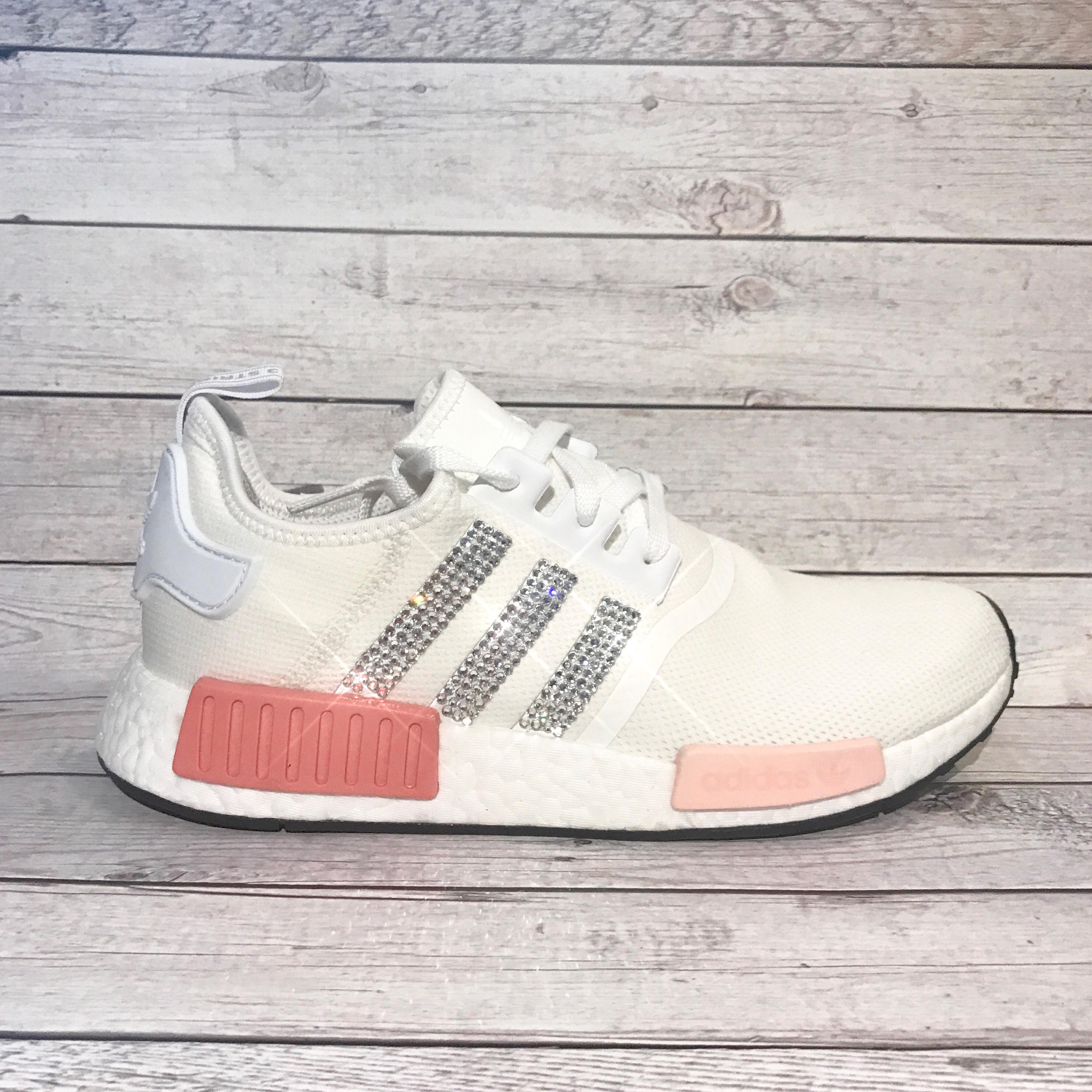 5765f8178 ... new arrivals adidas nmd runner women shoes pink whiteadidas  runnersadidas outlet onlineoutlet details. these adidas