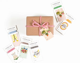Houseplants | Gift Tag Pack of 10