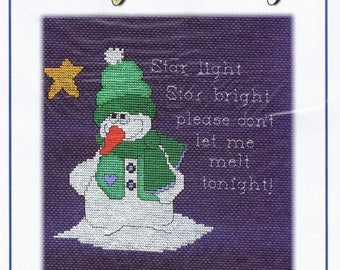 Fathers Day Sale CM Designs Star Light Star Bright Cross Stitch Pattern