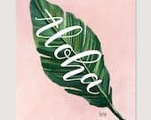 Aloha - Print