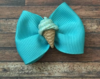 Sweet Treats Infant or Dog Hair Bow-Sweets Hair Bow-Tiny Sweet Treats Hair Bow-Candy Baby Bow-Candy Dog Bow-Clearance Sweet Treats Bow