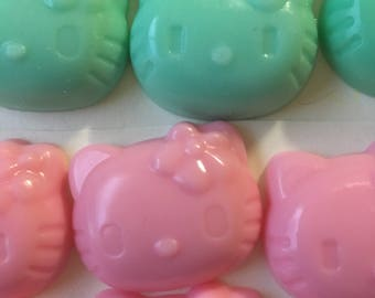20 Qty - HELLO KITTY Soap Baby Shower, Party Favors