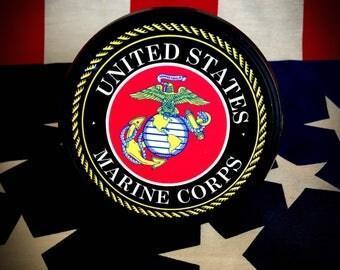 U.S. Marine Hitch Cover
