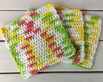 Spring Washcloths