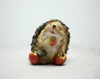 Fairy Garden Miniature Hedgehog figurine assorted dish terrarium miniature succulent