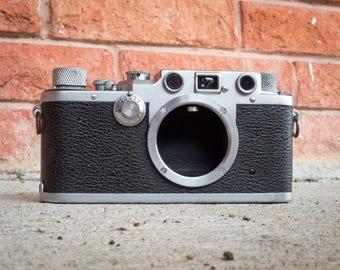 Leica iiic Camera Body