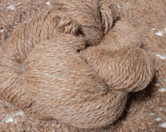 Alpaca/Wool Sport Weight-2 ply