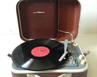 ON SALE Turntable ,vinyl record player ,technics turntable, Record player, vinyl record, Working Turntable , working record player,
