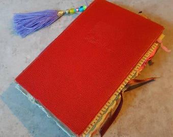 OOAK Junk Journal WP1 junqjournal notebook