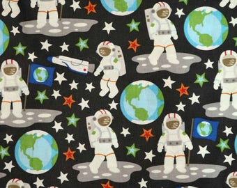 Pre-Order, Space Astronauts, Cloth Diaper Wetbag, Diaper Pail Liner, Diaper Bag, Day Care Size, Bag with Handle
