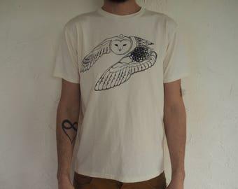 Owl Organic Cotton Tee