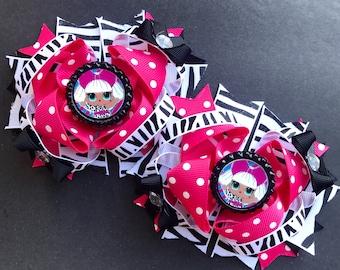 LOL Surprise Doll Diva Pigtails