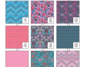 Crib Sheet ... { Soul Mate } Amy Butler - Dusty Violet Palette