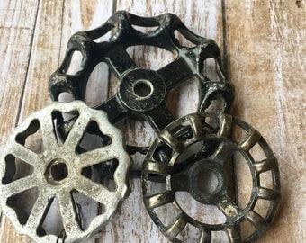 Vintage valve faucet lot