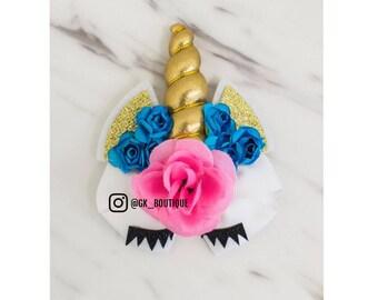 Mini Magical Unicorn Bow