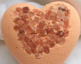 Bulk order for 10 Sweet Orange Natural Bath Bombs