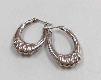 Vintage Sterling Silver Women's Earring!!!!