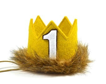Wild One Birthday || Where the Wild Things Are Birthday Crown || Safari Birthday Hat || Wild Thing Birthday || Wild One Crown