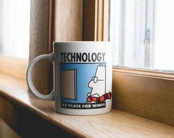 Technology Mug