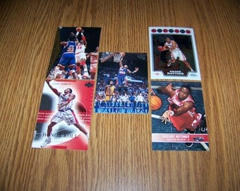25 Houston Rockets Basketball Cards