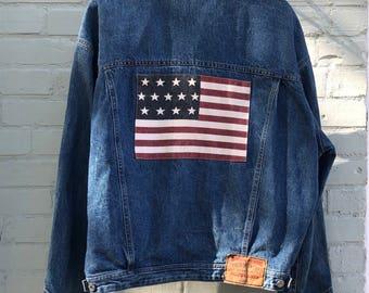 Vintage Polo Ralph Lauren Denim Jacket