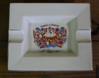 H. Upmann cigar ashtray