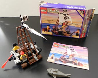 jake the pirate lego instructions